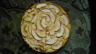 almás csoda francia módra